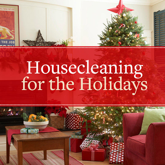 brooklyn housecleaning for the holidays