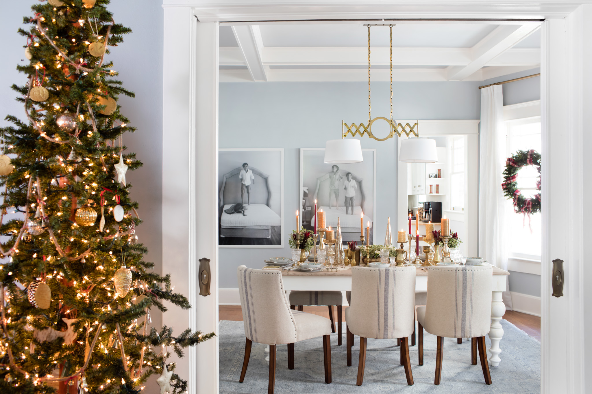 15 Ways to Add Classic Christmas Charm to Your Home - My Diamond Maids