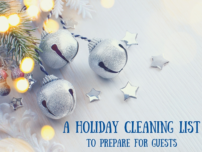 Holiday cleaning in brooklyn